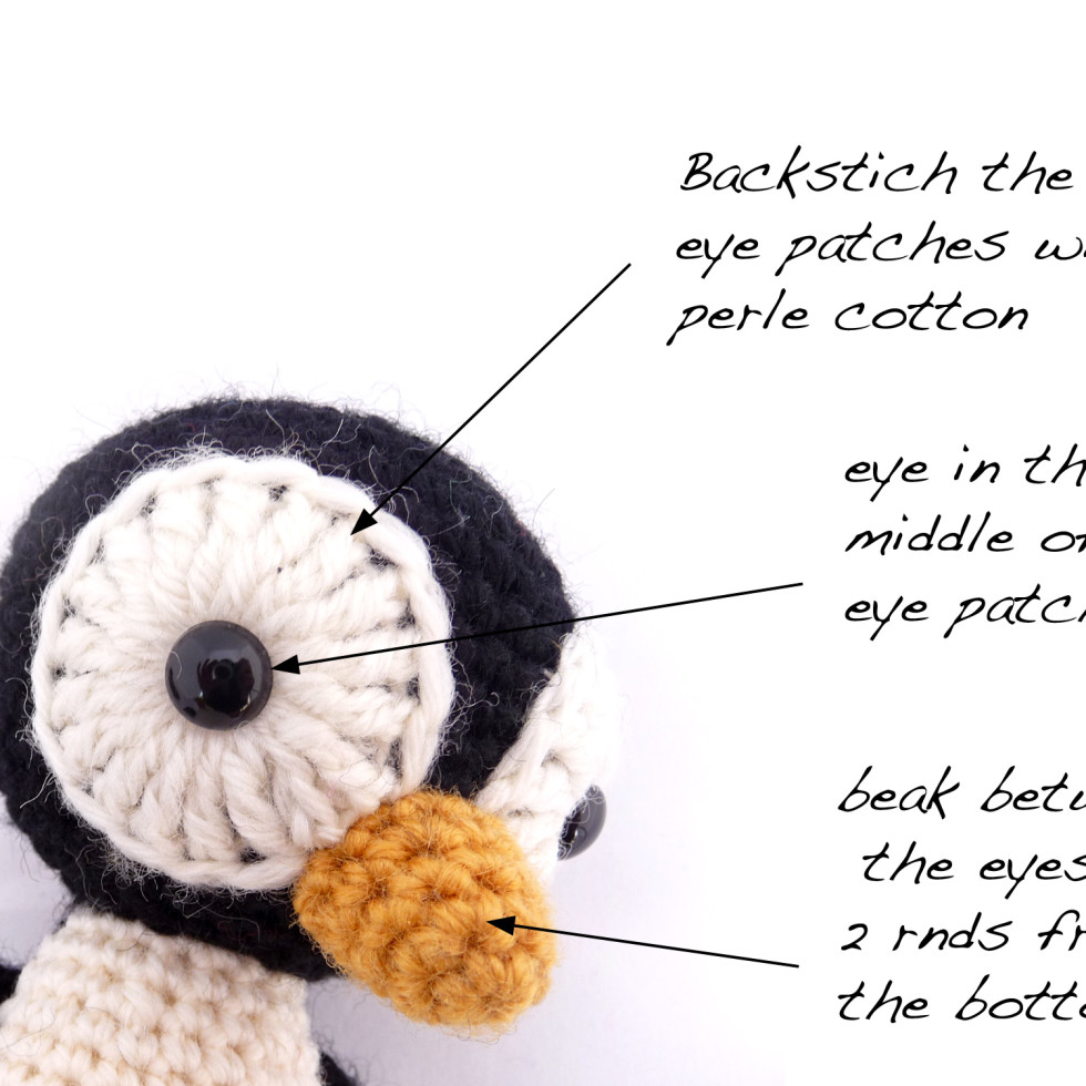 Amigurumi Penguin Pattern : amigurumi the ageing young rebel