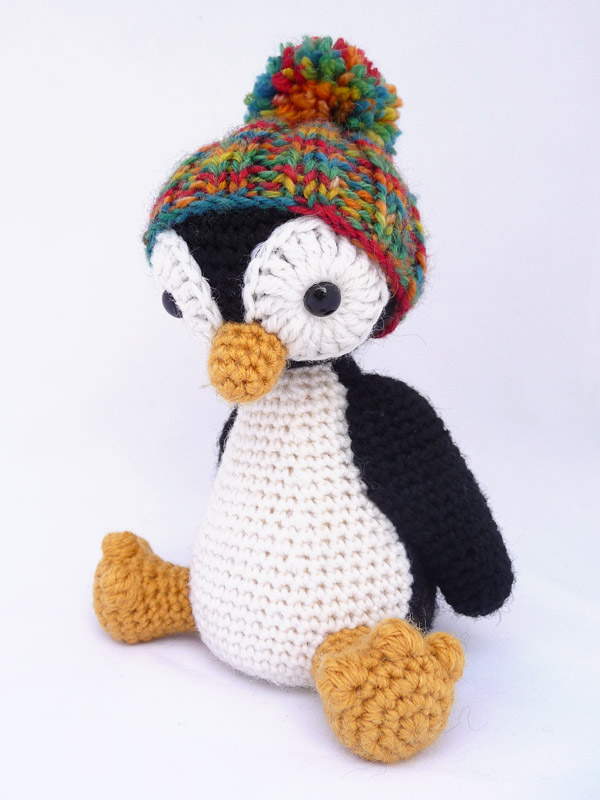 Amigurumi Penguin pattern the ageing young rebel